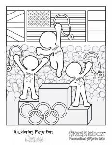 Frecklebox Coloring Pages - Create Your Own Coloring Pages with Your Name Elegant Free Personalized Olympic Coloring Sheet Kid Ideas 4a