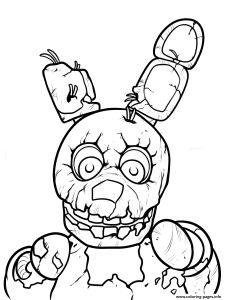 Frecklebox Coloring Pages - Print Freddy S at Five Nights Fnaf Lets Eat Coloring Pages 20l