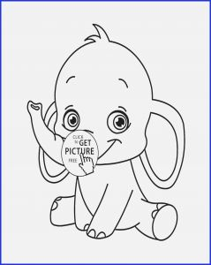 Free Animal Coloring Pages for Kids - Cute Baby Animal Coloring Pages Unique Fresh Home Coloring Pages Best Color Sheet 0d – Modokom 14h