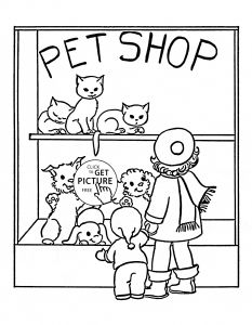 Free Animal Coloring Pages for Kids - Farm Coloring Pages for Kids Free Farm Animals Coloring Pages Unique New Od Dog Coloring Pages 5d