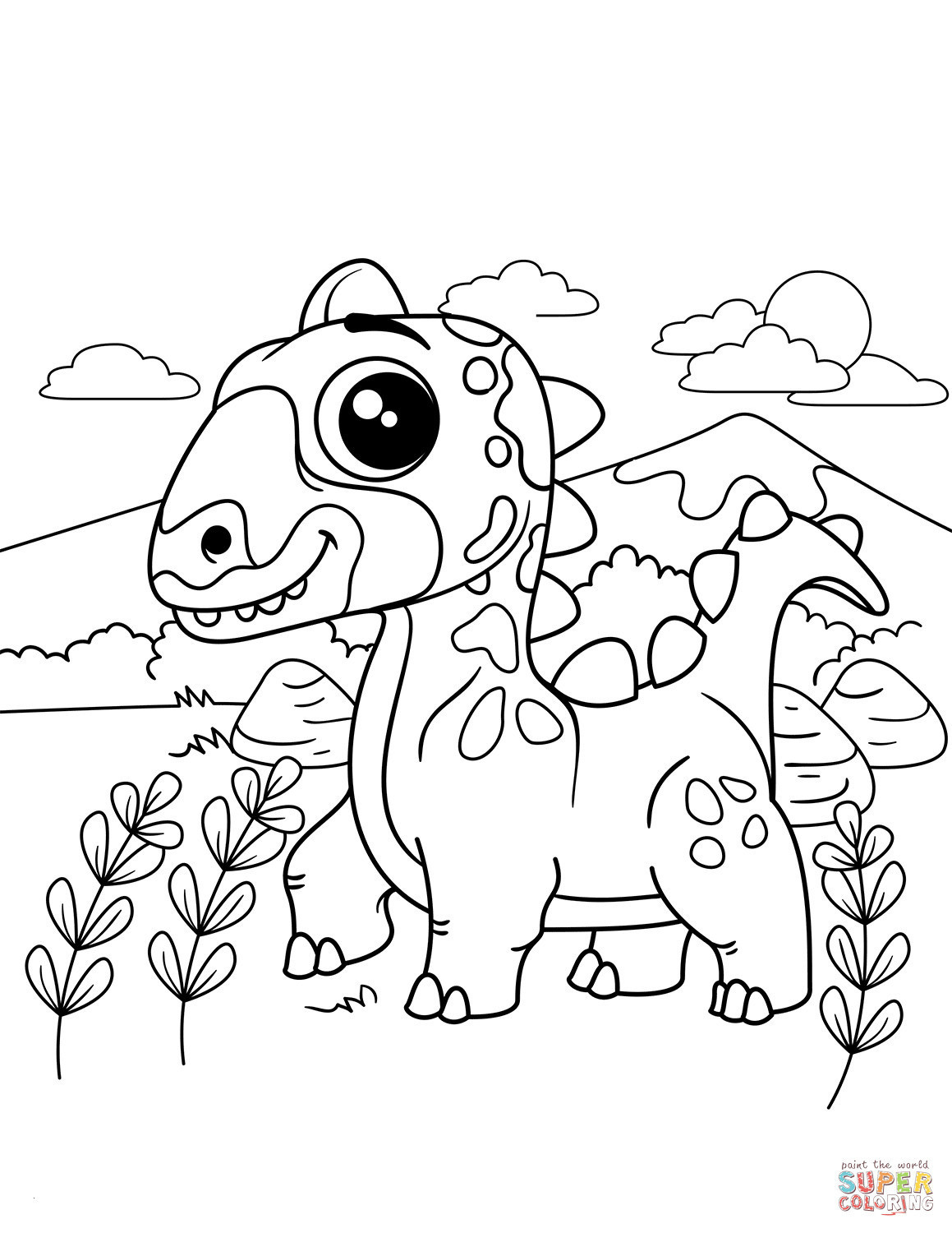 Free animal coloring pages for kids free coloring pages animals printable fresh 41 fresh image