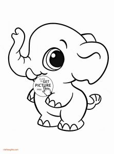 Free Baby Animal Coloring Pages - Baby Animal Coloring Pages Online Animal Coloring Pages for Adults Luxury Drawing Printables 0d Archives 6f