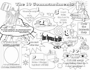 Free Bible Coloring Pages - Biblical Coloring Pages 19e