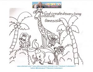 Free Bible Coloring Pages - Printable Days Reationoloring Pages Pdf Book Free the for Creation Coloring 19r