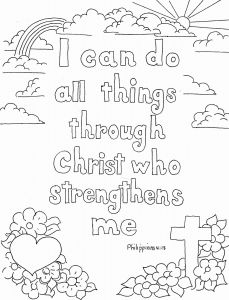 Free Bible Verse Coloring Pages - Christmas Coloring Pages with Bible Verses 14f