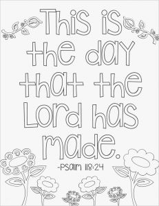Free Bible Verse Coloring Pages - Free Printable Bible Coloring Pages with Scriptures Best 24 20t