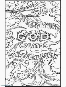 Free Bible Verse Coloring Pages - Free Printable Art Best Free Printable Bible Coloring Pages with Scriptures Best 10s