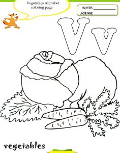 Free Childrens Coloring Pages - orange Coloring Sheet 30b orange Coloring Page Unique Letter V is for Vase Coloring Pageh Vases the I 0d Preschool 16p