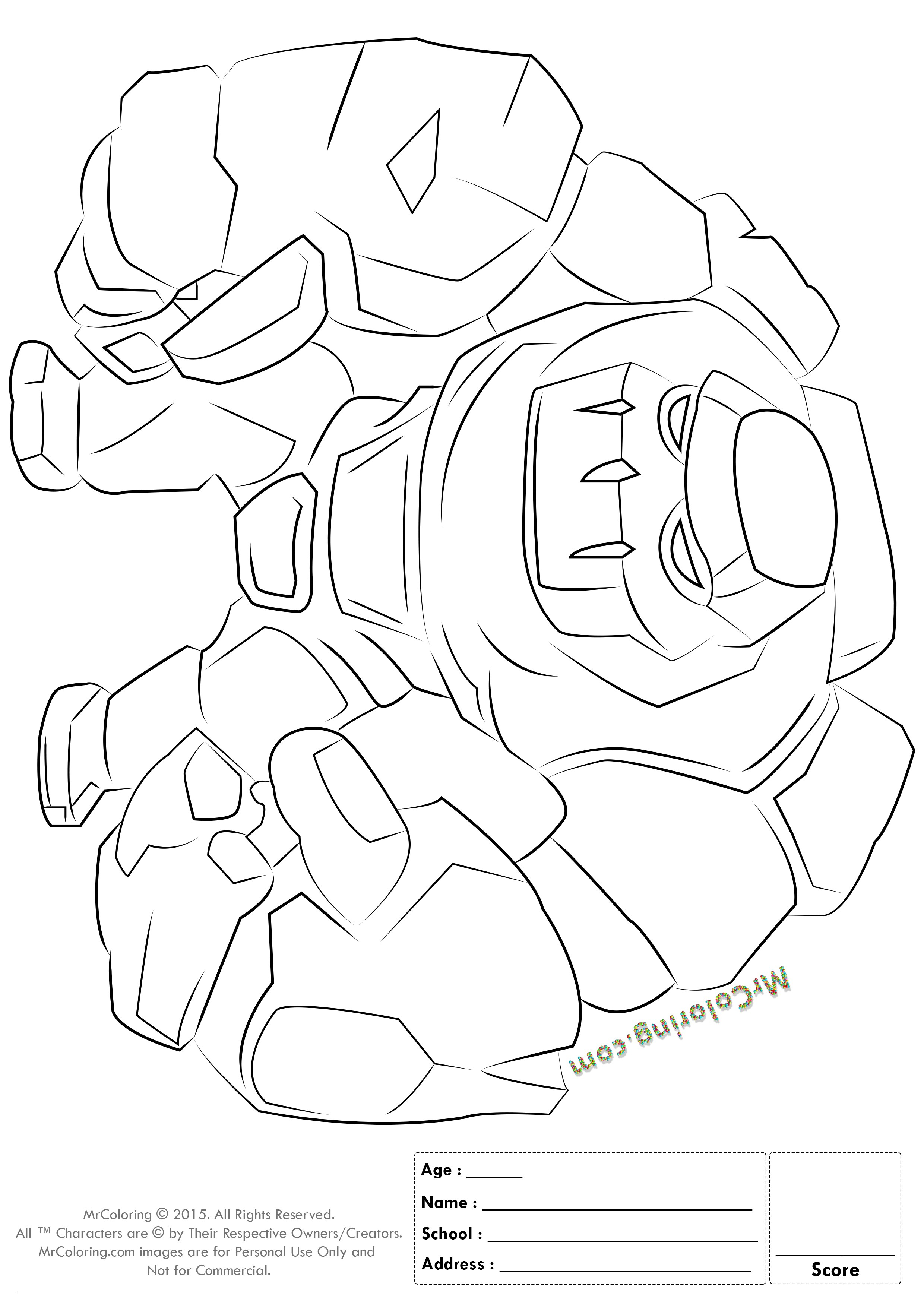 25 Free Clash Of Clans Coloring Pages Gallery Coloring Sheets