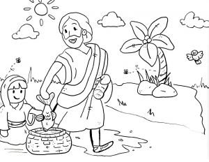 Free Coloring Pages for Sunday School - 1600x1236 Sunday School Coloring Pages for Preschoolers Free Draw to Color 18r