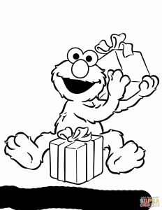 Free Elmo Printable Coloring Pages - Sesame Street Color Luxury Elmo Coloring Pages Printable Free Fresh Sesame Street Coloring Page 18m