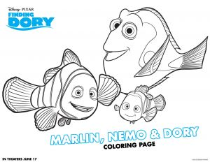 Free Finding Dory Coloring Pages - Nemo Coloring Page Nemo Coloring Pages attractive Finding Dory Coloring Pages Luxury 17r