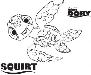 Free Finding Dory Coloring Pages - Disney Coloring Pages Finding Nemo Valid Disney S Finding Dory Coloring Pages Sheet Free Disney Printable 2j