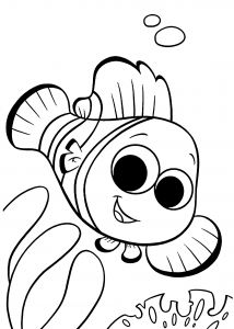 Free Finding Dory Coloring Pages - Nemo Coloring Page Nemo Coloring Pages Lovely Finding Nemo Coloring Pages for Kids 6k