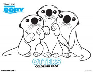 Free Finding Dory Coloring Pages - Finding Dory Coloring Pages 12l