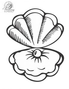 Free Graphic Coloring Pages - Best Of Seashell Coloring Sheet Download 1e Recycling Coloring Pages Inspirational Seashell Template Unique Recycling 8a