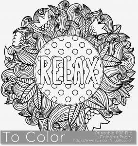 Free Mandala Coloring Pages Pdf - Free Printable Coloring Pages for Adults Advanced Free Printable Relaxing Coloring Sheets People Davidjoel 17n