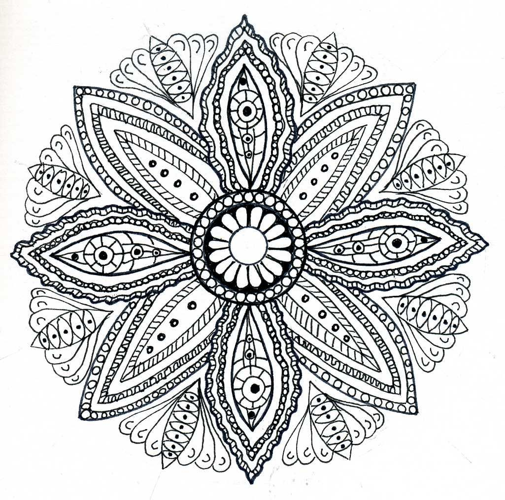 22 Free Mandala Coloring Pages Pdf Collection - Coloring ...