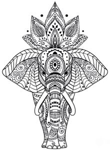 Free Mandala Coloring Pages Pdf - Animal Mandala Coloring Pages Free Printable Mandala Animal Coloring Pages 19r