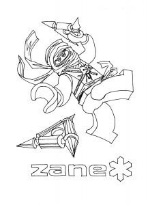 Free Ninja Coloring Pages - Coloring Pages 18d