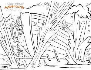 Free Noah Ark Coloring Pages - Coloring Pages for Sunday School New Free Coloring Pages for Sunday School Fabulous Free Bible Coloring 17t