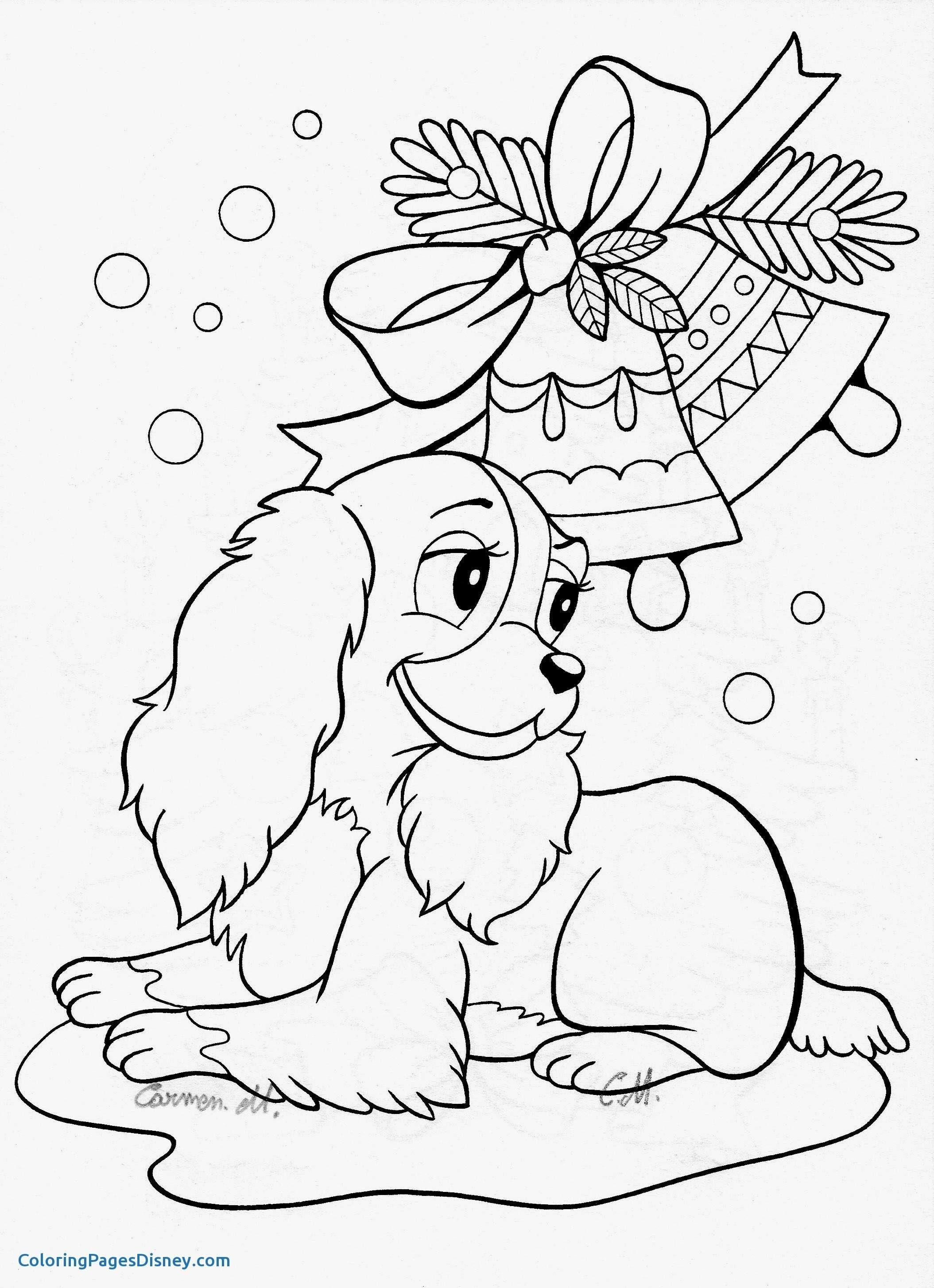 free online coloring pages disney Collection-Disney Princess Christmas Printable Coloring Pages Free Printable Inspirierend Disney Prinzessinnen Malvorlagen Cinderella 18-l