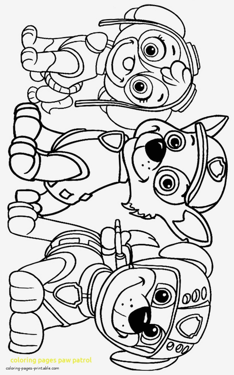 free paw patrol coloring pages Collection-Free Paw Patrol Coloring Pages the First Ever Custom 48 Best Paw Patrol Coloring Games Stock 9-f
