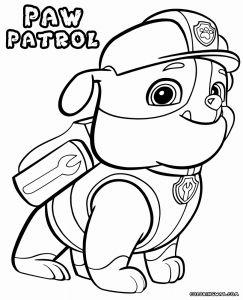 Free Paw Patrol Coloring Pages - Free Paw Patrol Printables Awesome Baby Coloring Pages New Media Cache Ec0 Pinimg originals 2b 06 20i