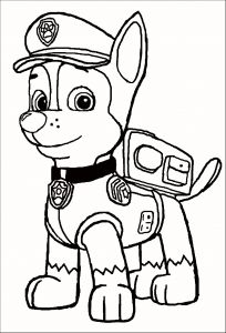 Free Paw Patrol Coloring Pages - Paw Patrol Coloring Pages Robo Dog Beautiful Free Paw Patrol Luxus Ausmalbilder Paw Patrol 20i