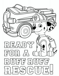 Free Paw Patrol Coloring Pages - Paw Patrol Free Printable Coloring Pages 4b