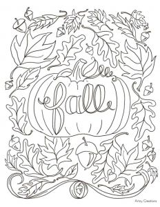 Free Printable Fall Coloring Pages for Preschoolers - Fall Tree Coloring Page Unique Coloring Pages for Kid Elegant Coloring Printables 0d – Fun Time 14s