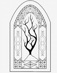 Free Printable Kaleidoscope Coloring Pages - Stained Glass Coloring Book the First Ever Custom 27 Fresh Stained Glass Window Coloring Pages Cloud9vegas 1k