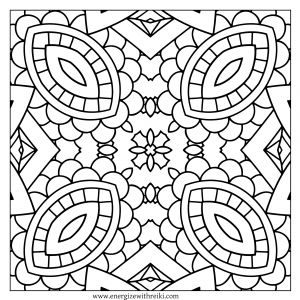 Free Printable Kaleidoscope Coloring Pages - Diamond Shaped Kaleidoscope Eyes Free Adult Coloring Page for You to Print and Color Feel Free to Share and Re Pin 5n