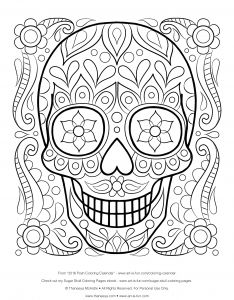Free Printable Skull Coloring Pages - Flaming Skull Coloring Pages Free Printable Skull Coloring Pages Heathermarxgallery 10o