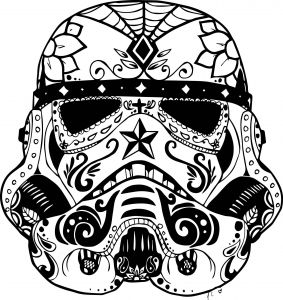 Free Printable Skull Coloring Pages - Flaming Skull Coloring Pages 7i