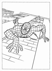 Free Printable Spiderman Coloring Pages - Spiderman Christmas Coloring Pages Diamond Coloring Awesome Spiderman Coloring Pages Inspirational 0 0d 8o