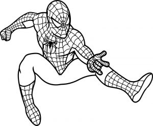 Free Printable Spiderman Coloring Pages - Spiderman Color Pages to Print for Free Spiderman Coloring Nice Spiderman Coloring Pages New 0 0d Spiderman 16d