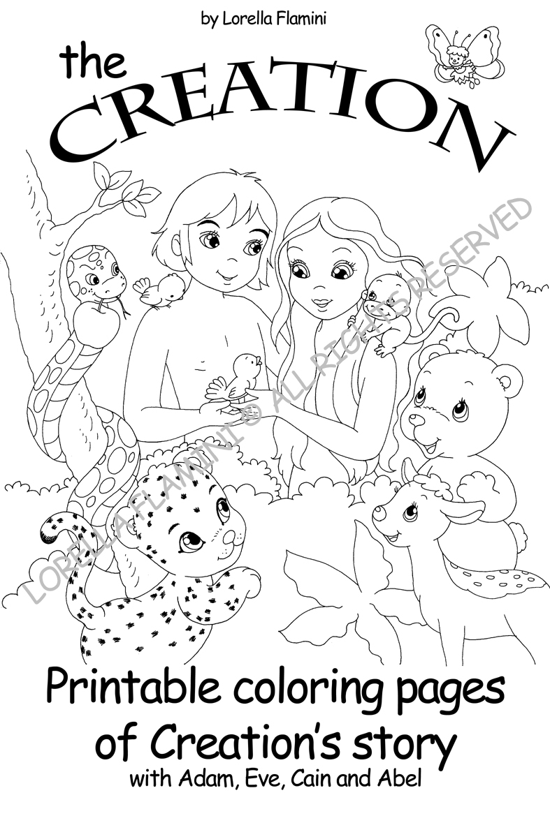 30 Free Printable Sunday School Coloring Pages Collection ...