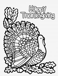 Free Printable Turkey Coloring Pages - Free Printable Thanksgiving Coloring Pages top Free Printable Thanksgiving Coloring Page Beautiful Thanksgiving Coloring Pages 12g