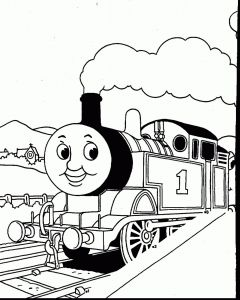 Free Thomas Train Coloring Pages - Simple Train Coloring Page Thomas the Train Coloring Pages Best Thomas Train Coloring Book 20e