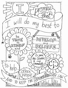 Girl Scout Coloring Pages - Gallery Girl Scouts Coloring Pages for Daisies Beautiful Girl Scout Coloring Pages Beautiful Printable Cds 0d – Fun Timecub 15c