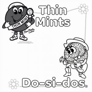 Girl Scout Coloring Pages Cookies - Use Resources Wisely Coloring Page Free Printable Girl Scout Coloring Pages Printable New 51 Best Green 3g