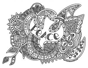 God is Love Coloring Pages - Advent Coloring Pages 8 5x11 2015 19o