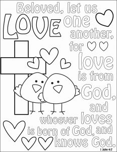 God is Love Coloring Pages - God is Love Coloring Pages Fresh Nice God is Love Coloring Pages Letramac 10a