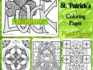 God's Promise Rainbow Coloring Pages - Coloring St Patrick Day Color St Patrick Day Coloring Pages Free New St Patrick S Gift Coloring 8j