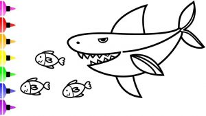 Great White Shark Coloring Pages - Shark to Print Fresh Shark Coloring Pages Great White Shark Coloring Pages Best Coloring 15j