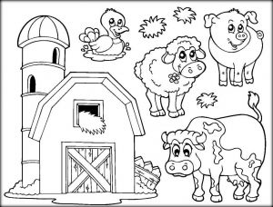 Haida Art Coloring Pages - Farm Animal Coloring Pages for toddlers ataquebinado 16p