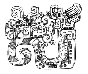Haida Art Coloring Pages - Mayan Coloring Pages Google Search 20q