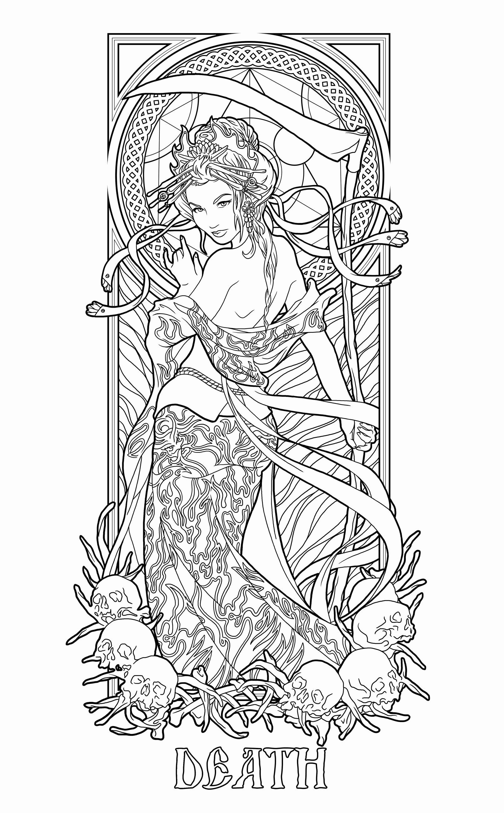 halloween costumes coloring pages Collection-Halloween Costumes Coloring Pages Heathermarxgallery Types Halloween Costumes Coupon 6-n
