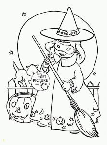 Halloween Costumes Coloring Pages - Cool Coloring Page Unique Witch Pages New Crayola 0d Best Cathalloween Witch Coloring Pages Beautiful Halloween 15p